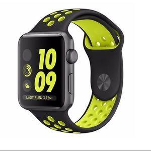 38mm Nike + Apple watch band